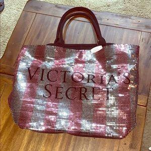 Victoria Secret Weekender Bag